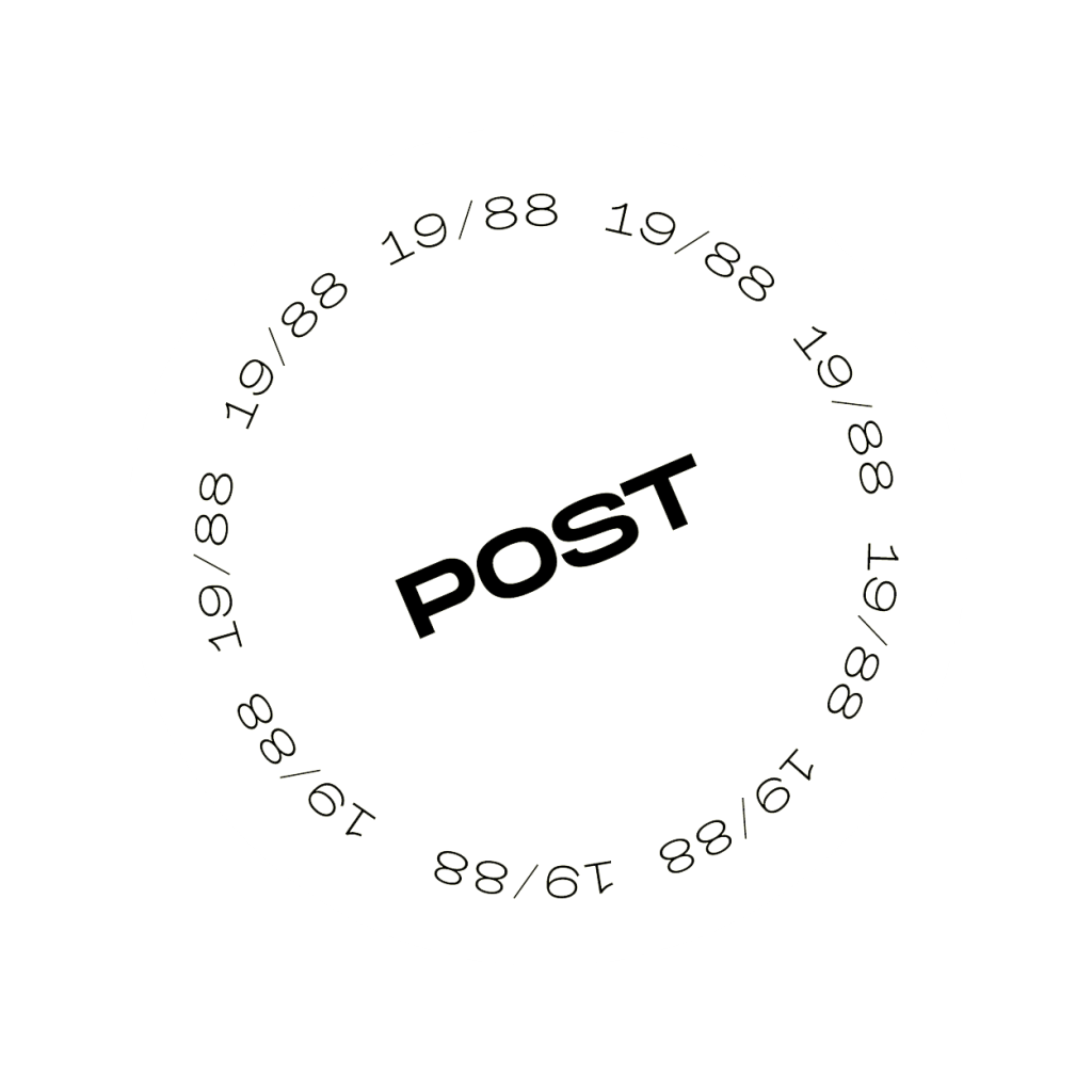 label post